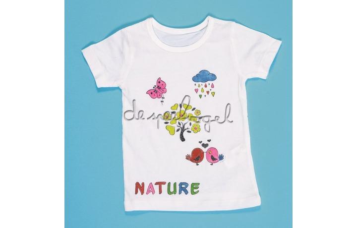 5303 Stampo T-shirt piraat