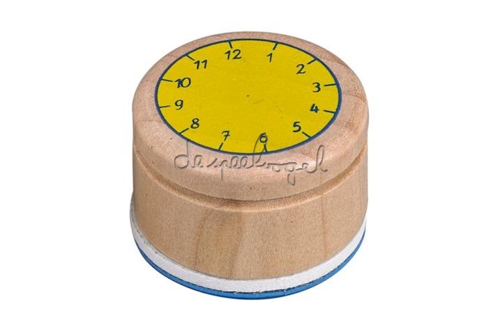 11554 Stempel leer kloklezen, Bonte Geschenken