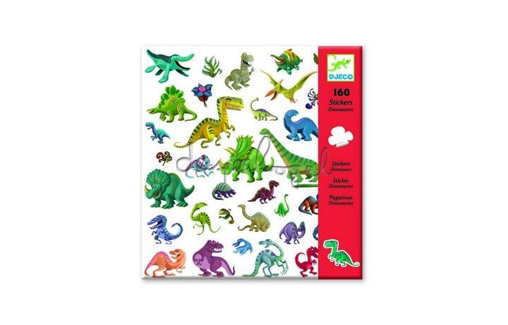 DJ08843 stickers Dinosaurus