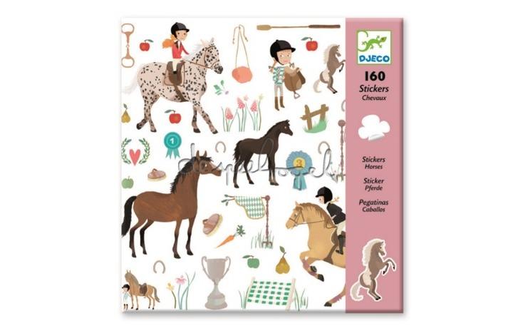 DJ08881 Les chevaux