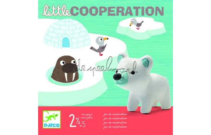 DJ08555 Little coopération