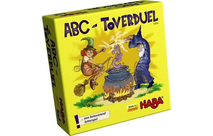5494 spel, abc-toverduel