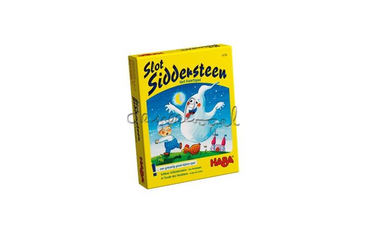 4736 kaartspel, slot sidderstein