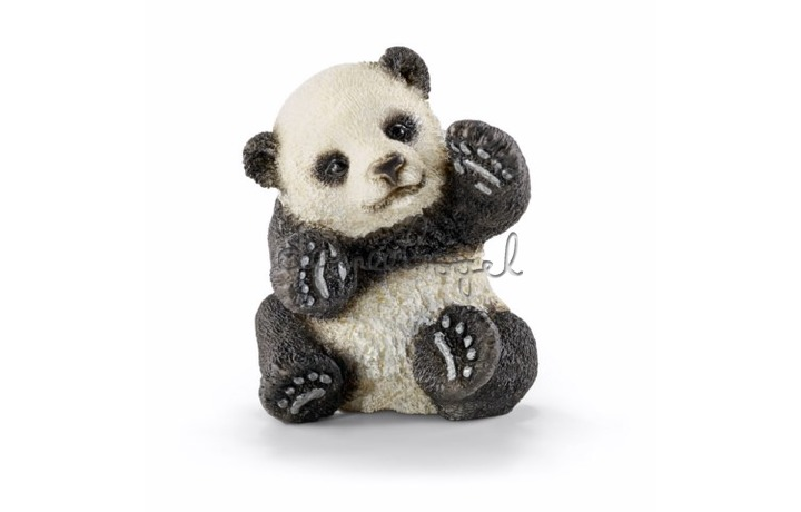 14734 Jonge Panda, Spelend