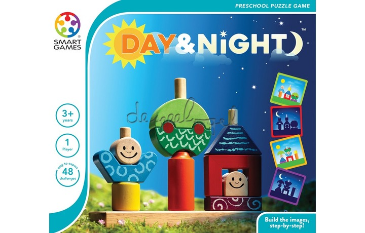 SG 033 Day & Night  - NEW PACKAGING 2016
