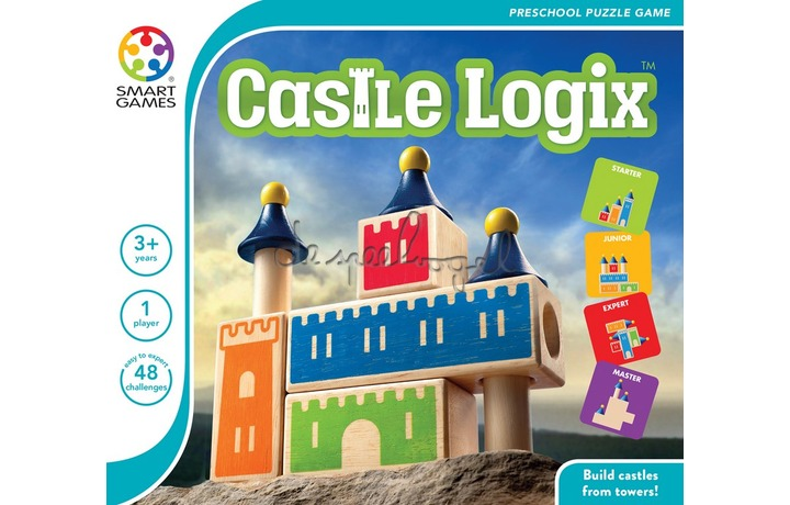 SG 030 Castle Logix  - NEW PACKAGING 2016