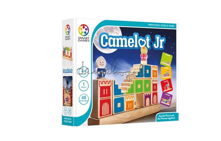 SG 031 Camelot JR.  - NEW PACKAGING 2016