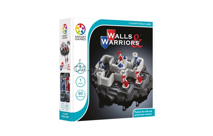 SG 281 Walls & Warriors