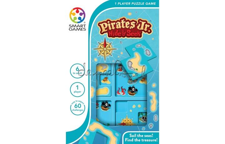 SG 432 Pirates Hide & Seek Jr