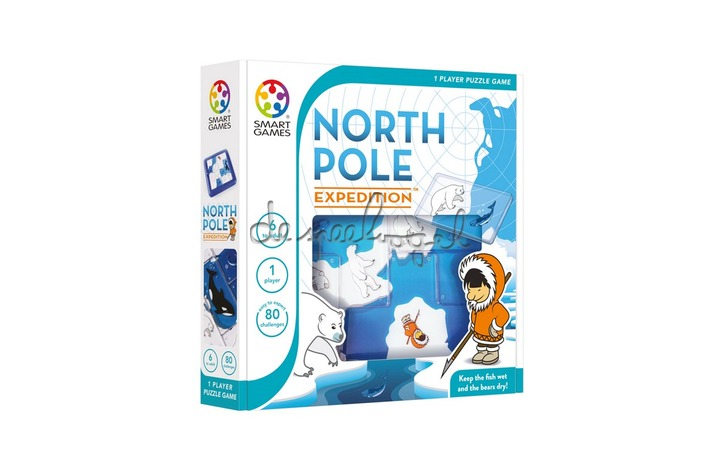SG 205 North Pole Expedition