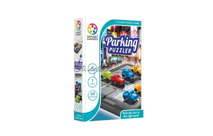 SG 434 Parking Puzzler