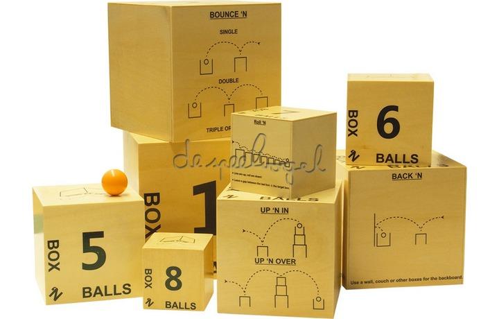 50065 Box 'N Balls - Springbal