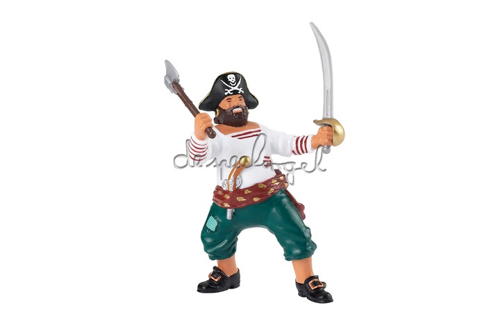39421 Piraat met Bijl