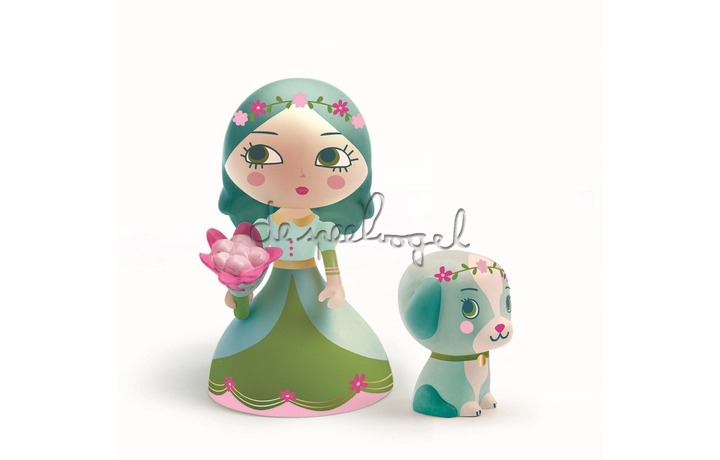 DJ06765 Arty Toys - Luna & Blue