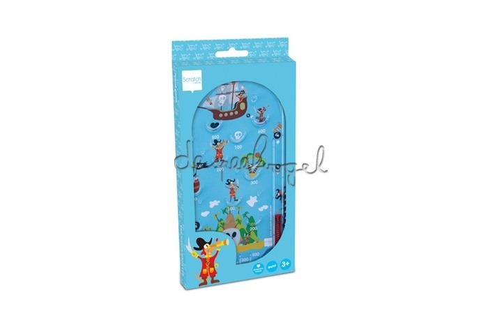 6183205 Pinball Game / Piraten