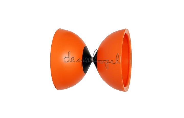 Diabolo spinner oranje