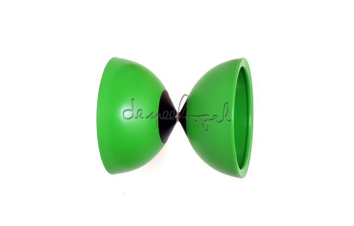 Diabolo spinner groen
