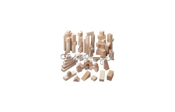 1070 houten blokken