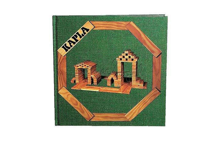 kapla boek 3 (groen)