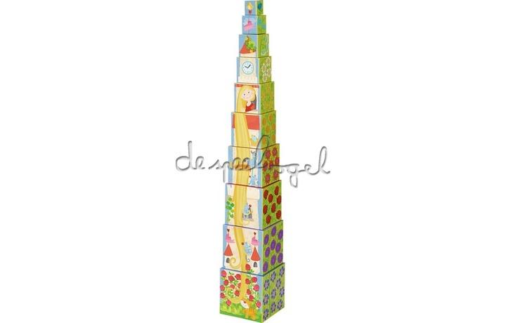 302030 Stapelblokken Rapunzel