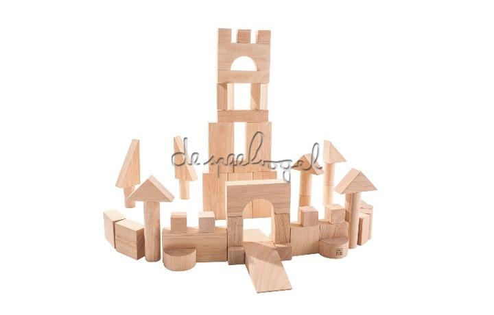5502 grote houten blokken 50 stuks