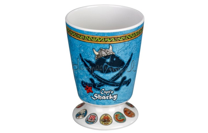 10902 Beker, Capt'n Sharky