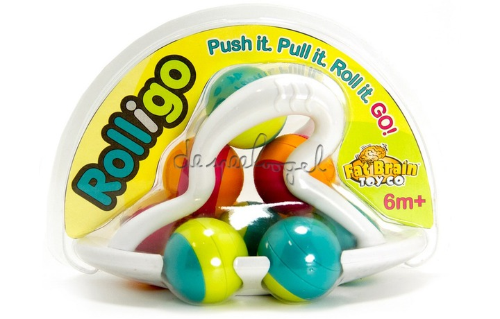 50058 Rolligo, rollende auto