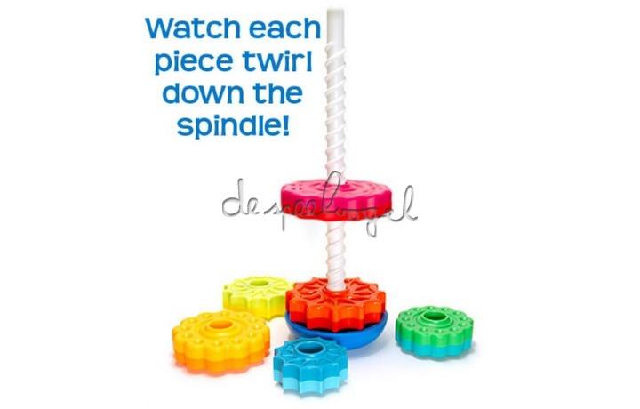 5021101 Spin Again, stapeltoren