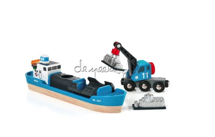 33534 containerschip