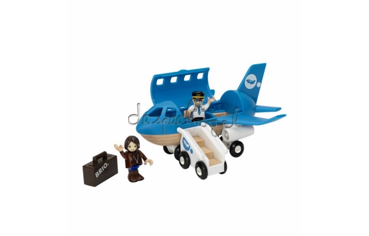 33306 Reizigersvliegtuig