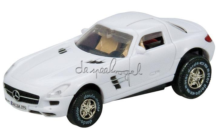 Darda 50375 Mercedes SLS AMG wit
