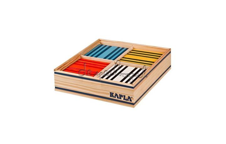 1OO plankjes 8 kleuren