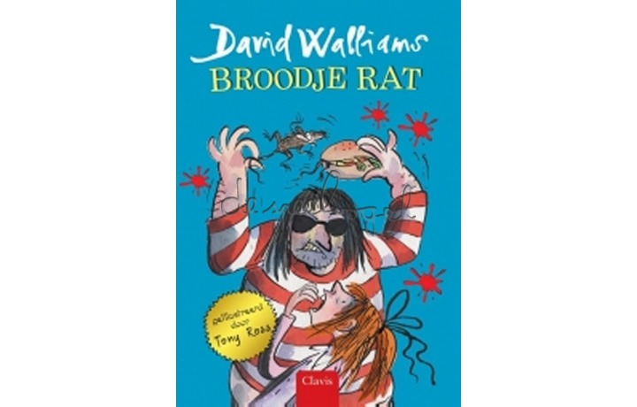 Broodje rat / David Walliams