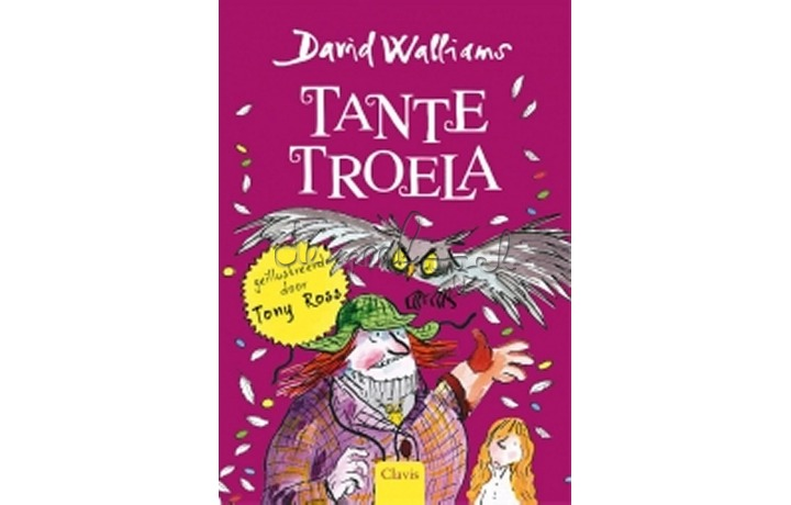 Tante Troela / David Walliams