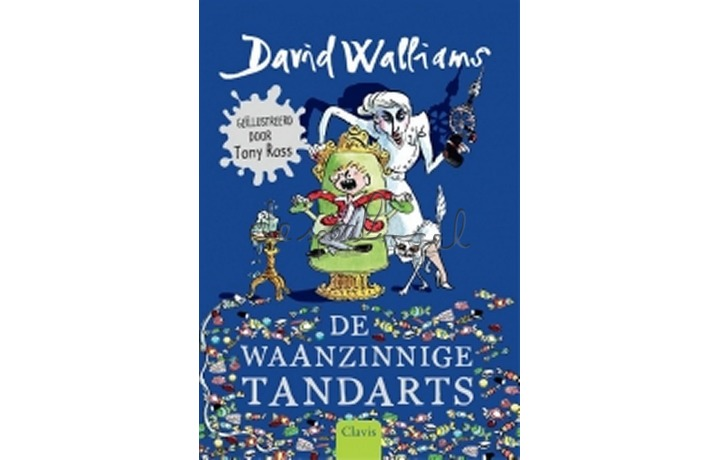 Waanzinnige tandarts / David Walliams