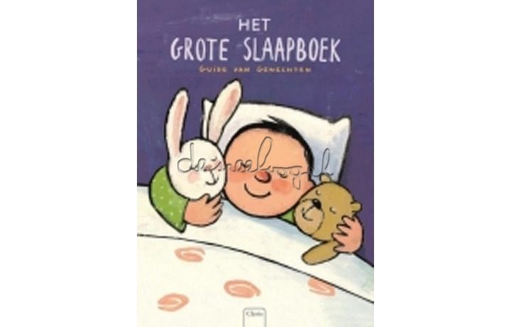 Het grote slaapboek/ Van Genechten, G.