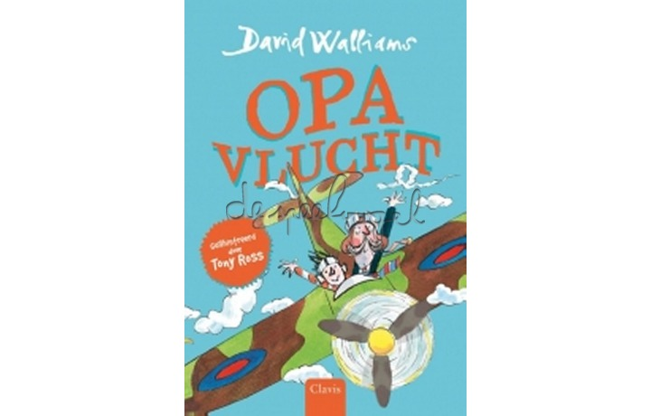 Opa vlucht/ Walliams, D.