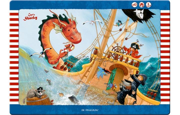 12846 Schrijfset Capt'n Sharky