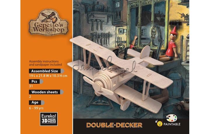 473158 Gepetto's Double-Decker