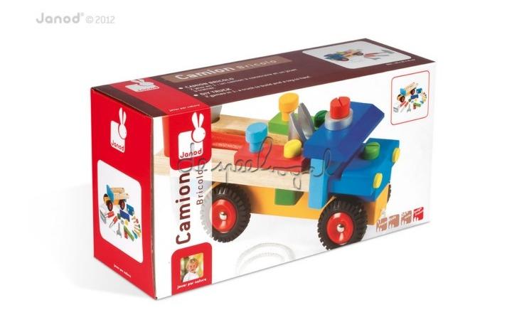 J05022 klusjesvrachtwagen