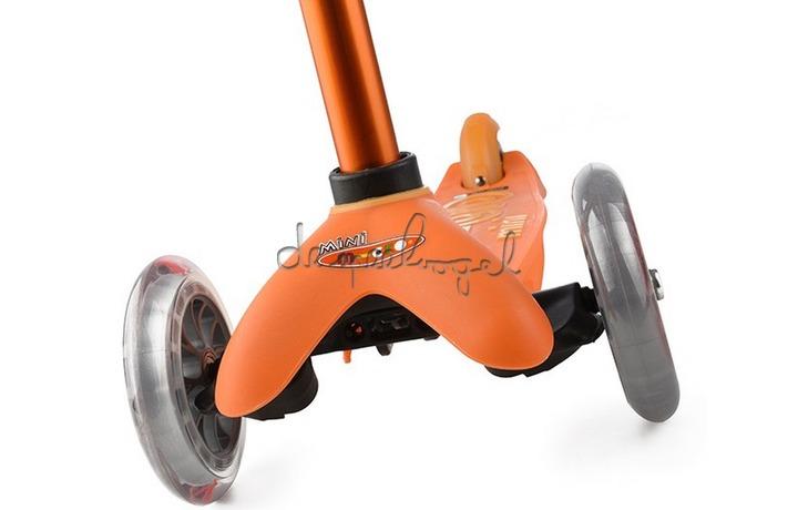 Mini Micro Oranje DELUXE MMD008