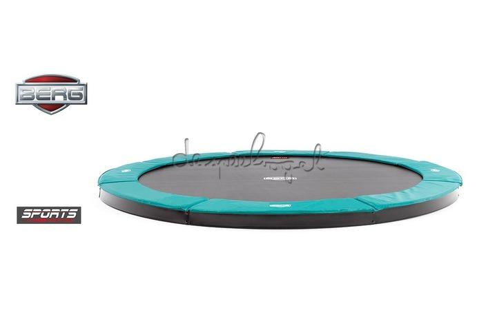 BERG FlatGround Champion 330/380/430 /Op bestelling