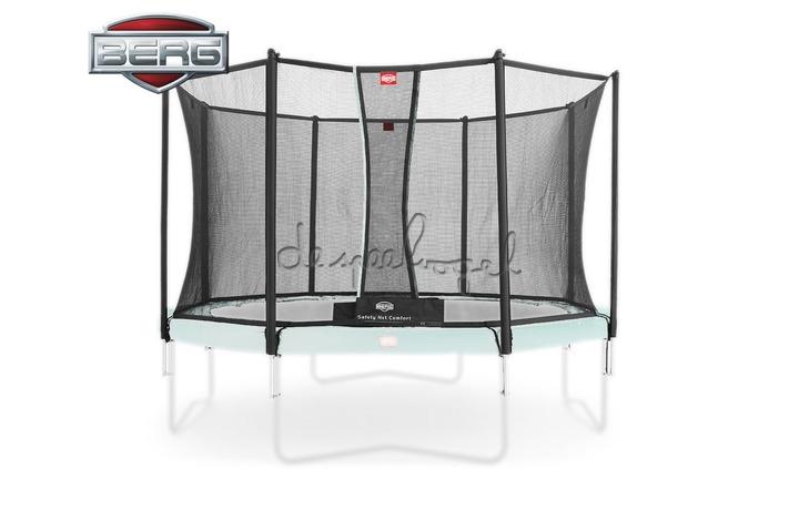 Berg Trampoline Safetynets /Op bestelling