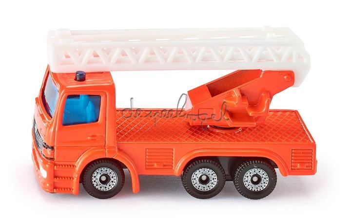 1015 Brandweerwagen met ladder