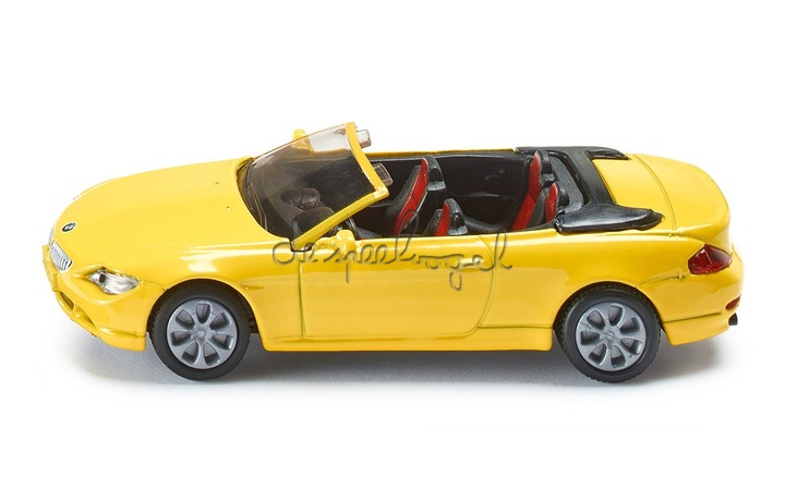 1007 BMW 645i Cabriolet
