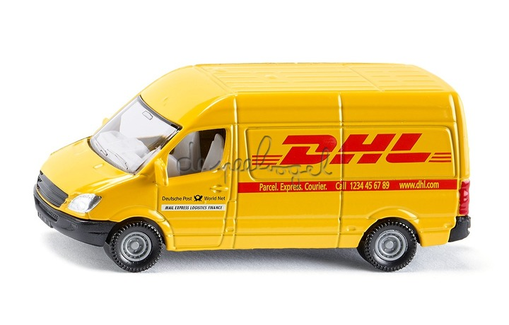 1085 DHL camionette