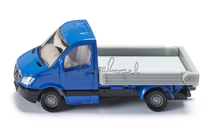 1424 Vrachtwagen met laadbak