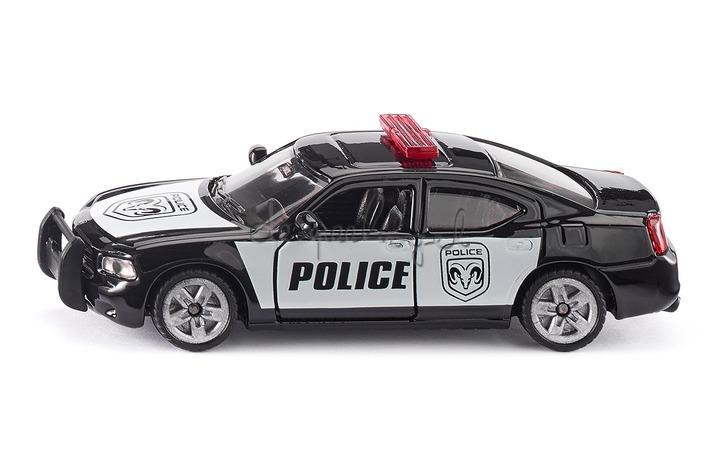 1404 Amerikaanse politiewagen