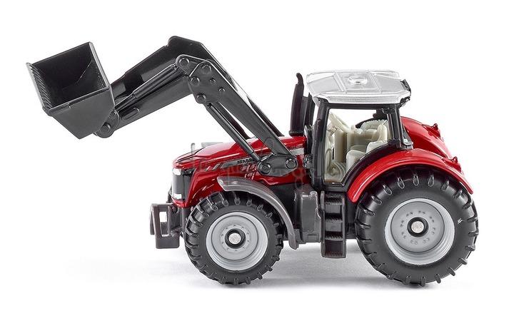 1484 Tractor Massey Ferguson met frontlader
