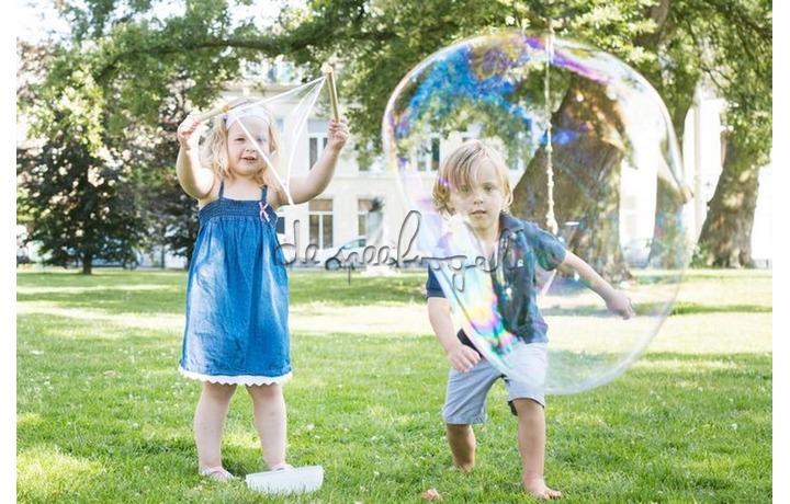 GA196 Xxxxl Bubbles